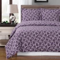Eva Egyptian Cotton Duvet Cover Set