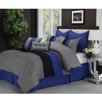 Florence 8 Piece Comforter Set