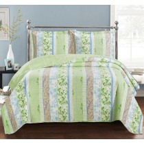 Hayley Oversize Coverlet Quilt Set