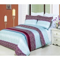 Kimberly Egyptian Cotton Bed in a Bag 8 PC Set
