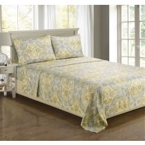 Paisley Microfiber Sheet Sets