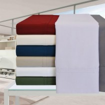 Twin XL 300TC Percale Sheet Sets