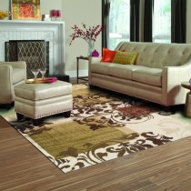 Storyville Scroll Area Rug Collection