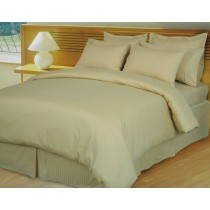 Egyptian Cotton 600TC Comforter Set - Beige