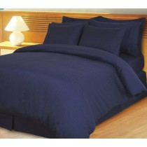 Twin XL/Twin 300TC Egyptian Cotton Duvet Cover Set - Stripes