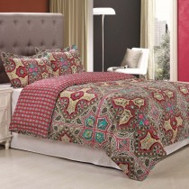 Wildberry 300tc Cotton Duvet Cover Set