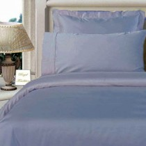 Twin XL Egyptian Cotton Comforter Set - Blue