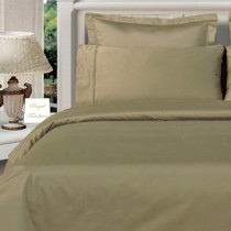 Twin XL Egyptian Cotton Comforter Set - Sage