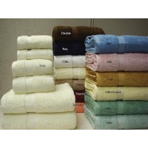 100% Egyptian Cotton Combed Towel Set