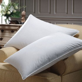 600 FILL POWER WHITE GOOSE DOWN PILLOWS