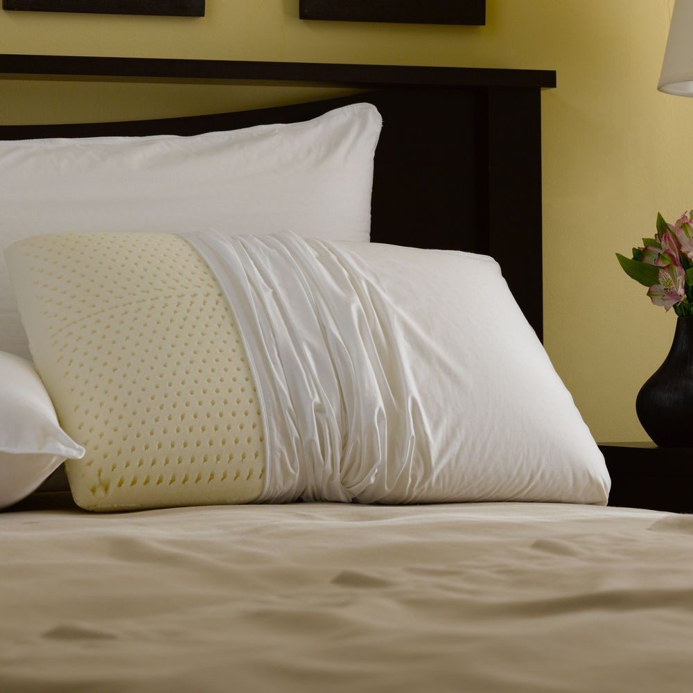 Restful Nights® Even Form Latex Pillow