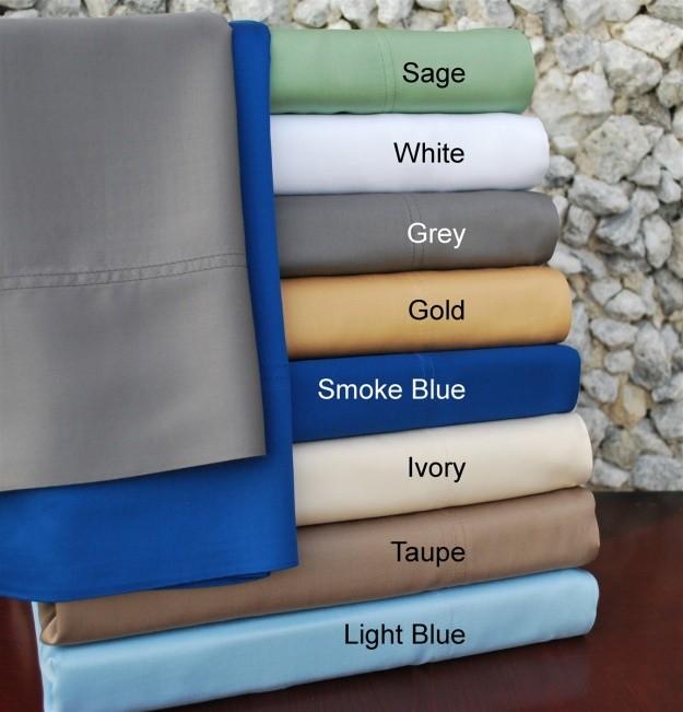 Standard Bamboo Pillowcase Sets