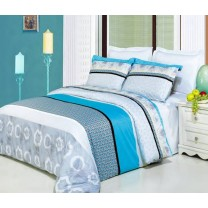 Alyssa Egyptian Cotton Bed in a Bag 8 PC Set