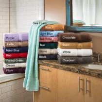 Egyptian Cotton 900 GSM Bath Towels - 2 PC Set