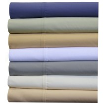 "Abripedic Percale 22"" Super Deep Pockets Sheet Set"