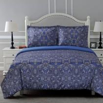 Alderwood 300 Thread Count Cotton Duvet Cover Set