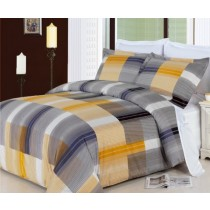 Amber Egyptian Cotton Bed in a Bag 8 PC Set