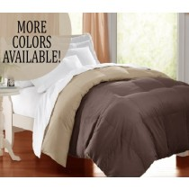Twin XL Reversible Down Alternative Comforter
