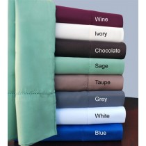 Twin Size Hem Stitch Sheet Sets