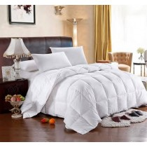 Goose Down Egyptian Cotton Comforter - King / CalKing Size