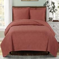 Emerson Oversize Coverlet / Bedspread Set