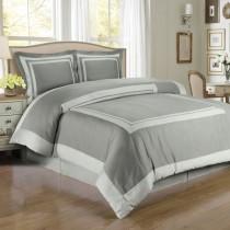 Hotel Duvet Cover Set 100% Egyptian Cotton - Full/Queen