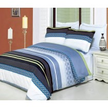 Jasmine Egyptian Cotton Bed in a Bag 8 PC Set