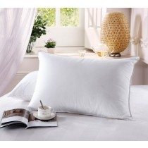 King Size Goose Down Pillow 500 Thread Count
