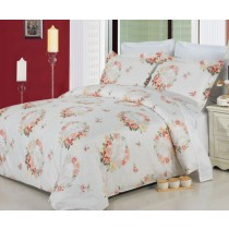 Liza Egyptian Cotton Bed in a Bag 8 PC Set