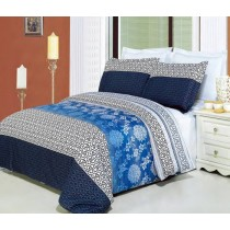 Lydia Egyptian Cotton Bed in a Bag 8 PC Set