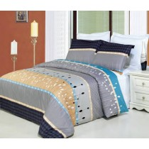Manhattan Egyptian Cotton Bed in a Bag 8 PC Set