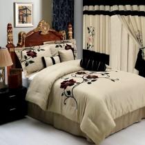 Medford 7 Piece Comforter Set