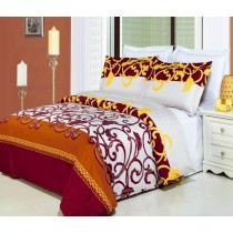 Mission Egyptian Cotton Bed in a Bag 8 PC Set