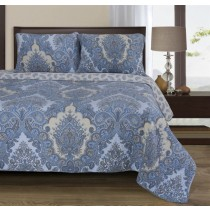 100% Cotton Waverly Quilt Set
