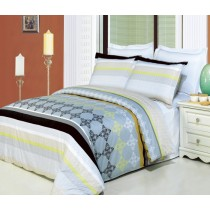 South Gate Egyptian Cotton Bed in a Bag 8 PC Set