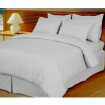 Egyptian Cotton 600TC Comforter Set - White