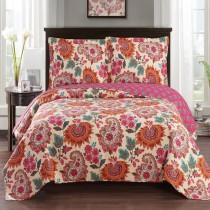 Tamiya Oversize Coverlet Quilt Set