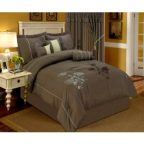 Thomason 7 Piece Comforter Set