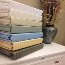 Split King Sheet Set 650 TC Egyptian Cotton