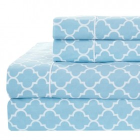 Meridian Percale Printed Sheet Sets