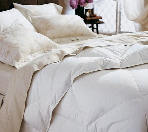Restful Nights All-Natural Down Comforter